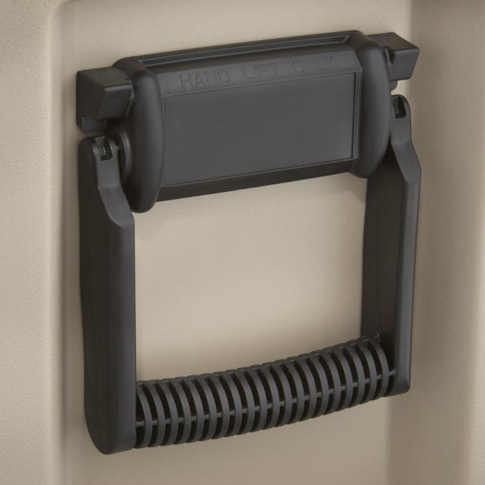 AP3428-0614_AMERIPACK_BLACK_PLASTIC_HANDLE