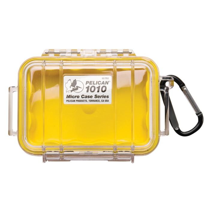 Pelican_1010_Micro_Case_Yellow