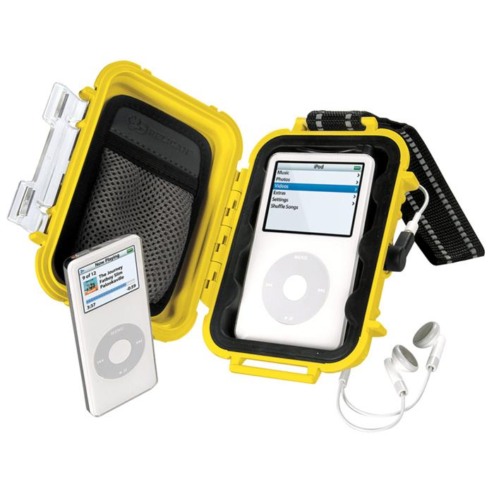 Pelican_1010_Micro_Case_yellow_ipod