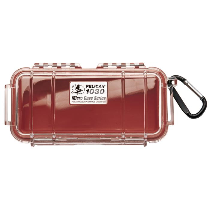 Pelican_1030_Micro_Case_Red